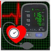 Finger Blood Pressure BP Scanner Calculator Prank 3.0