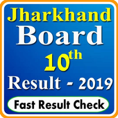 Jharkhand Board 10th Result 2019 1.0