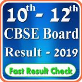 CBSE 10th & 12th RESULTS 2019 1.0
