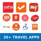 goibibo, Clear trip, Ixigo - All in One Travel app 1 0 9 APK