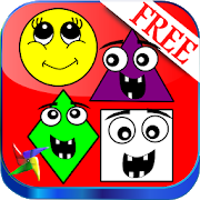 Kindergarten Learn Shapes FREE 1.3