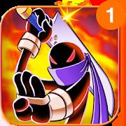 Sticker Fighting Ultra Stickman Kungfu Fighting