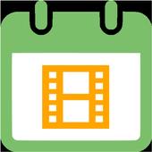 Calendário de Cinema 5.2
