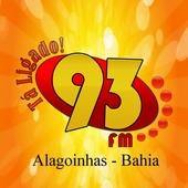 Rádio 93 FM AlagoinhasCadena SistemasMusic & Audio