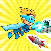 Super Heroes vs Alien Invaders 1.0