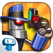 Robot Gangster Rampage - Bot Mafia Shooter Mayhem