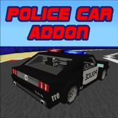 Police Car Addon For MCPE 1.6