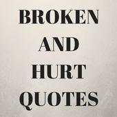 Broken  And Hurt Quotes 5.0