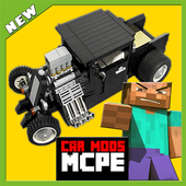 Mod for cars in Minecraft ツ 1.0
