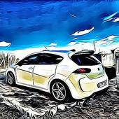 Modified Seat Leon Wallpapers 2.7