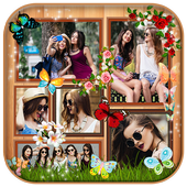 Butterfly Photo Collage Maker 1.5