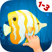 Animated Fish Puzzles for Kids 1.6