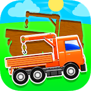 Truck Puzzles for Toddlers 1.4.34