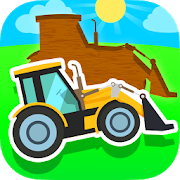 Digger Puzzles for Toddlers 1.4.14