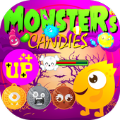 Monsters Hungry of Candies 3.0.0