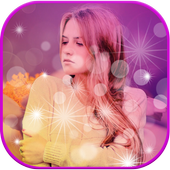 Sparkle Photo Effect for Pictures. 0.1