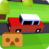 VR Street Jump for Cardboard 1.5