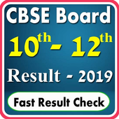 CBSE 10th & 12th RESULTS 2019 - CBSE Board Result 1.0