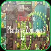 Cheats for Plants vs Zombies 2 1.0