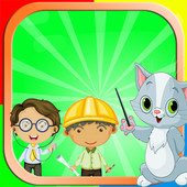 Tom & Genius Baby ABC + 123zein GAMESEducation