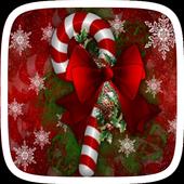 Candy Cane Christmas Theme 1.0.0