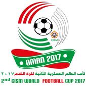 2nd Cism World Football cup 1.0.0