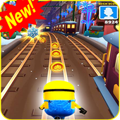 Banana Minion Adventure Run : Legends Rush 3D 1.0
