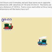 Trains: uniform movement 3.0