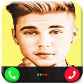 fake call Justin Bieber 1.0