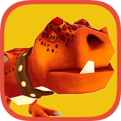 Zombie Dino Hunter 3D