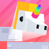 Stack Unicorn 3D Jump: Stack Up Jumping Block Free 2.0.0