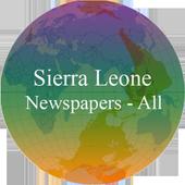 Sierra Leone Newspapers - Sierra Leone News App 1.0.0