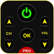 Universal Smart TV / IR TV Remote Control PREMIUM 1 0 18 APK