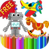 Coloring Book Toys 1.0.3