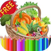Coloring Book Vegetables 1.0.1