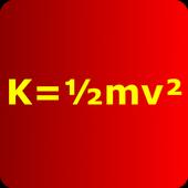Kinetic Energy Calculator 1.3