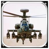 Helicopter War Guship Battle 1.1