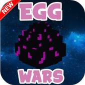 Egg Wars Карта  MCPE 1.0