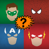 Guess the Superhero Pics Trivia 1.0