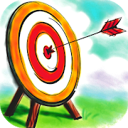 Bulls Eye - Bow & Arrow Game