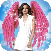 Angel Wings For Pictures - Add Wings To Photo 1.1