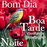 Bom Dia Tarde Noite Semana Amor 7.5.6.0