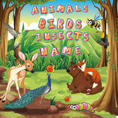 Animals, Birds and Insects  name A-Z 1.0.0