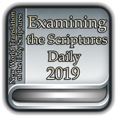 Examining the Scriptures Daily 2018 — DAILY TEXT 1.0