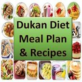 Dukan Diet Meal Plan & Recipes 1.0