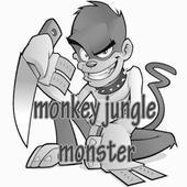 Monkey Jungle Monster