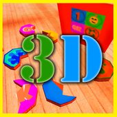Block Match 3D FREE 1.1