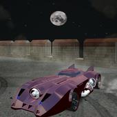 Batmobile Flight Drift:Castle 1.4