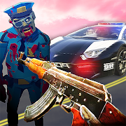 Police Zombie Hunter : Drive and Shoot to Survive 1.3