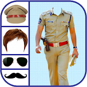 Men Police Suit Photo Editor 1.0.30